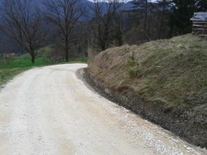 Zgornje Izlake cesta 2